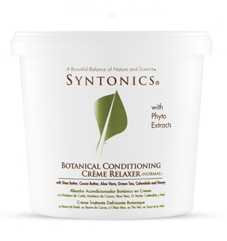 Botanical Conditioning Creme Relaxer-Mild 4lb