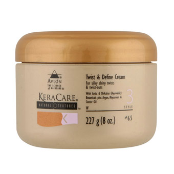 Natural Texture Twist & Define Cream 8oz